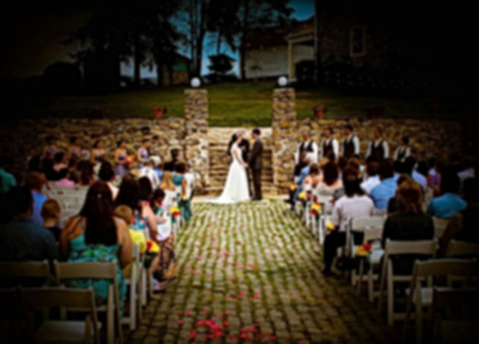 Ceremony Picture caotured by As You Wish DJ Entertainmet