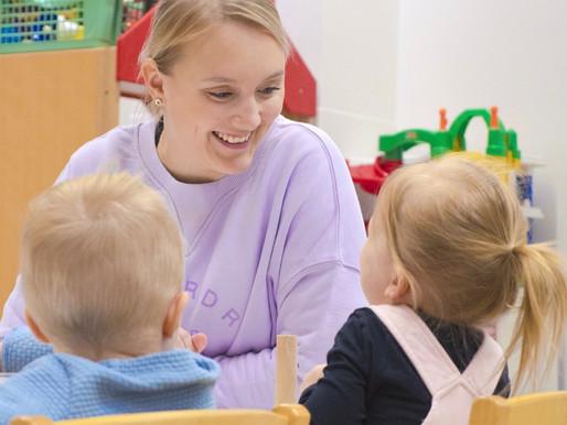 Lastenhoitoalan ammattilainen tai opiskelija, alan töitä helposti ja silloin kun sinulle sopii!