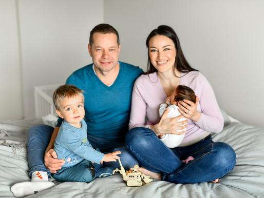 Jasmin Hamidin perheen isänpäivässä tärkeintä on yhdessäolo