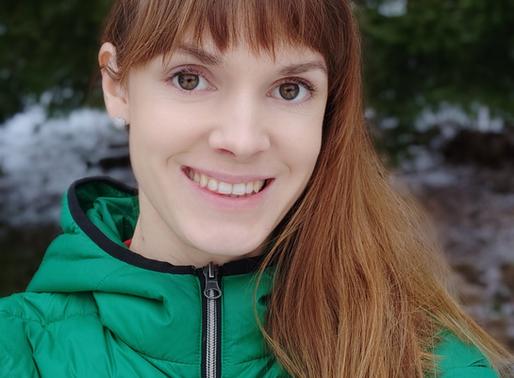"""Liikuntaneuvoja Terhi Rannikko: """"Lasten löytämä ilo liikunnasta on aina palkitsevaa"""""""
