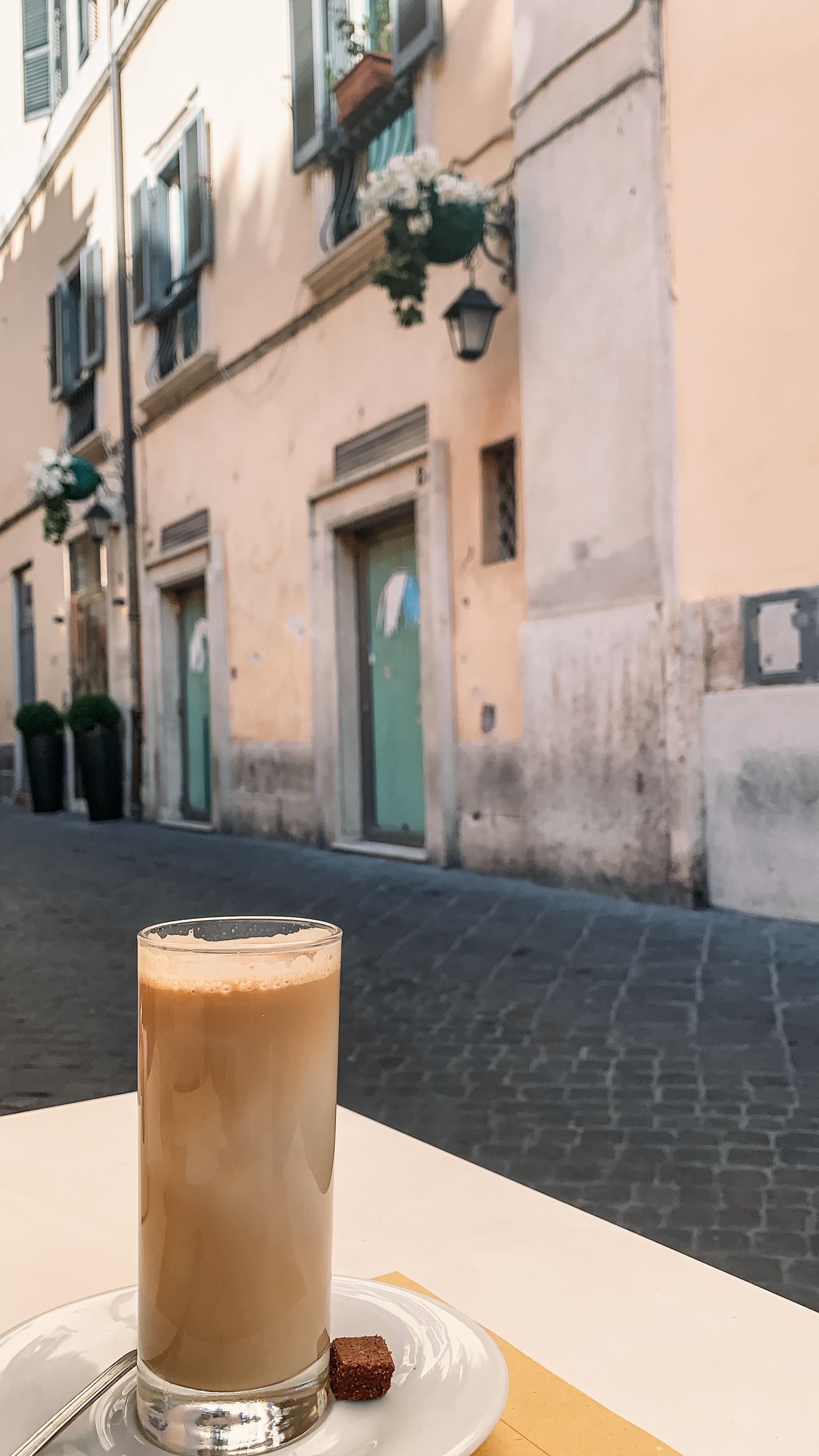 Ginger Cafe Rome