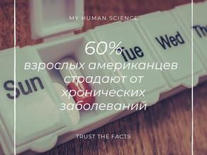 50% хронических заболеваний можно избежать!