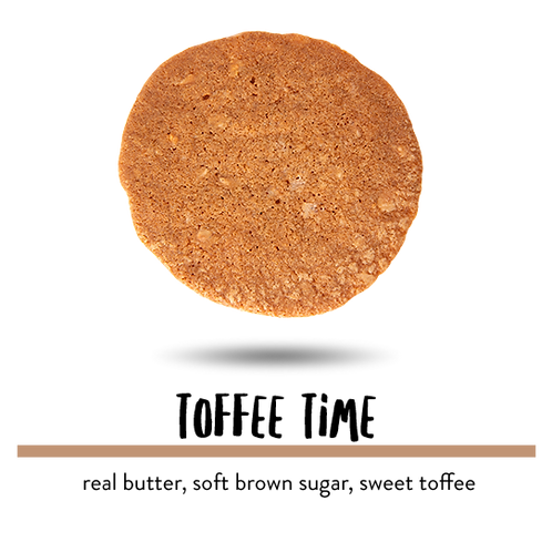 Toffee Time Cookie