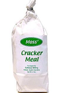 Moss' Cracker Meal 2lbs (Case of 6)