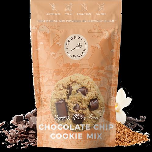 Chocolate Chip Cookie Mix: Vegan & Gluten Free