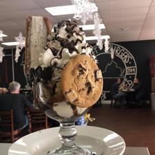 Crazysundae: Cookie Monster