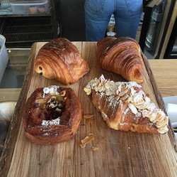 Pastry dreams from _pollenbakery in Manc