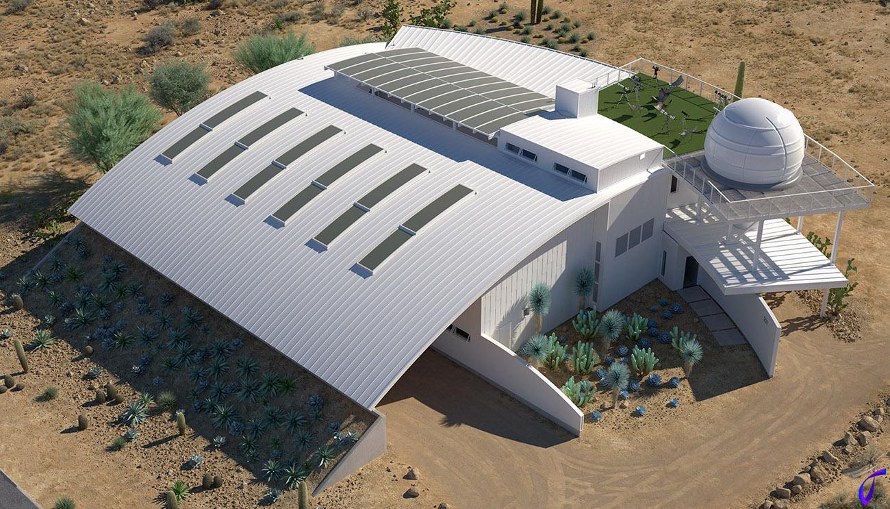 Flynn Architecture Desert Pearl
