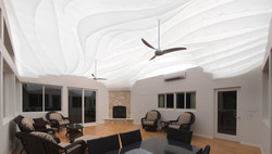 Flynn Architecture Yorkshire ceiling