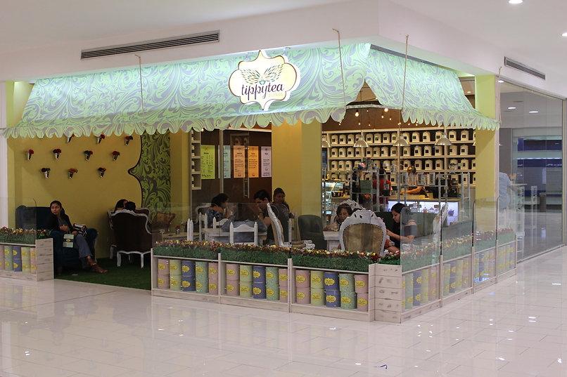 negocio de té en centro comercial san marino gayaquil tippy tea