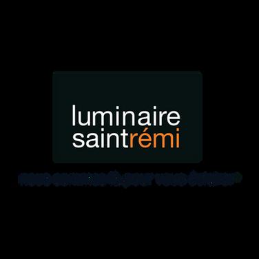 Luminaire Saintrémi Bordeaux