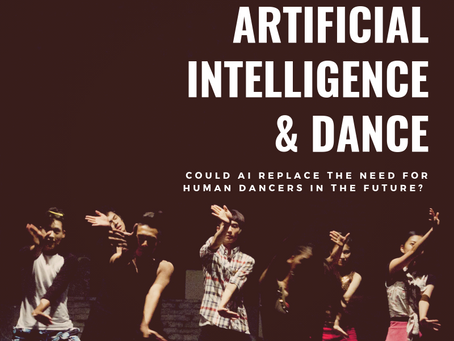 Could AI replace the need for human dancers?