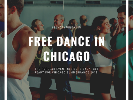 Chicago SummerDance is back!