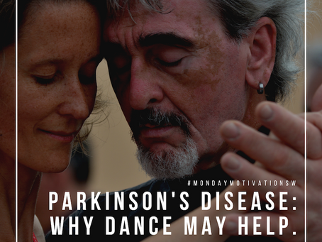 Parkinson's disease, falling and why dance may help.