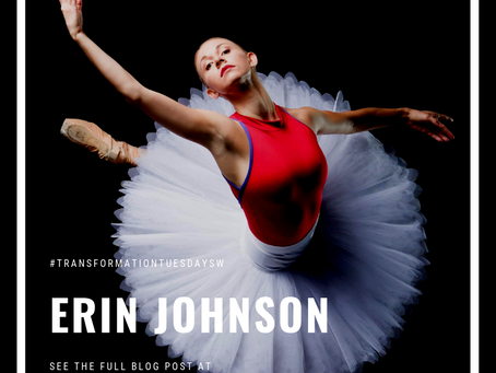 Transformation Tuesday | Erin Johnson
