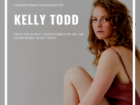Transformation Tuesday || Kelly Todd