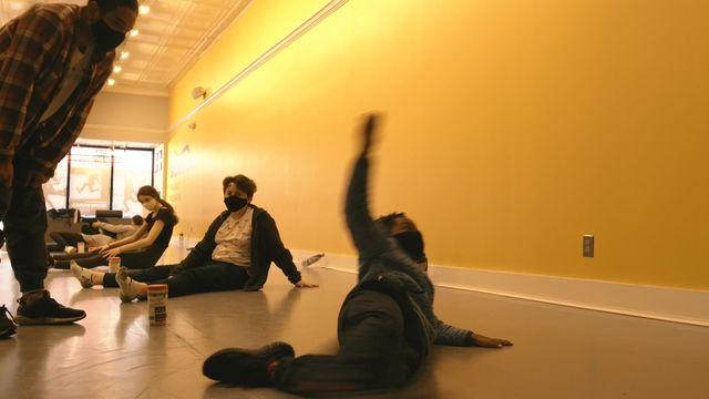 IN-STUDIO With Break Dance