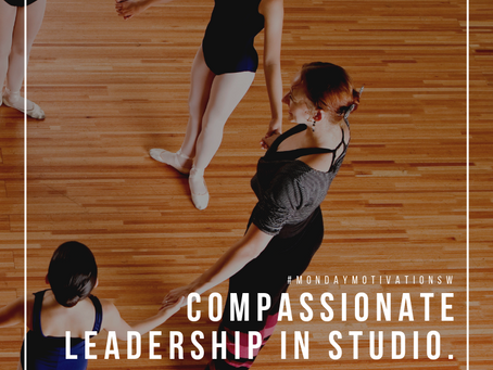 Leading from compassion.