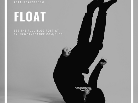 Be simple. Float.