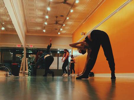 DanceFlash: Week 6