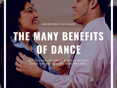 The many benefits of dance.