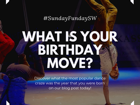 What is your birthday move? #sundayfunday