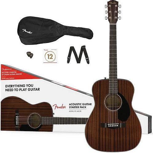 Fender CC-60S Concert Pack