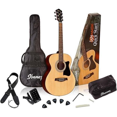 Ibanez IJVC50 Jampack Concert Size Guitar