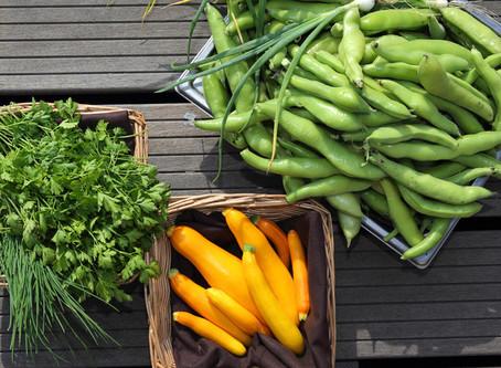 Τρώγοντας τρόφιμα από τον τόπο μας κάνουμε καλό τόσο στην υγεία μας όσο και στο περιβάλλον.