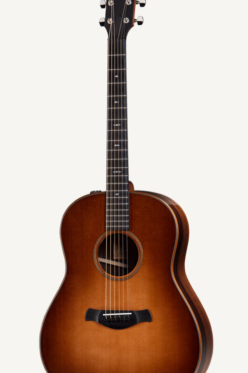 Taylor 717e Builder's Edition w/Hard Case
