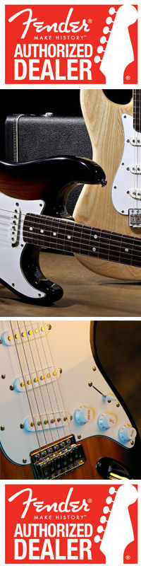 Fender Authorized Dealer Rock Hill, SC