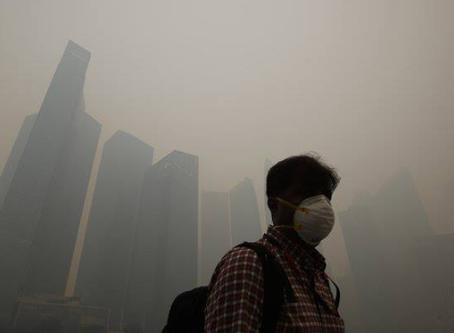Τα μέτρα για τον Covid-19 και οι επιπτώσεις τους, στην ατμοσφαιρική ρύπανση.