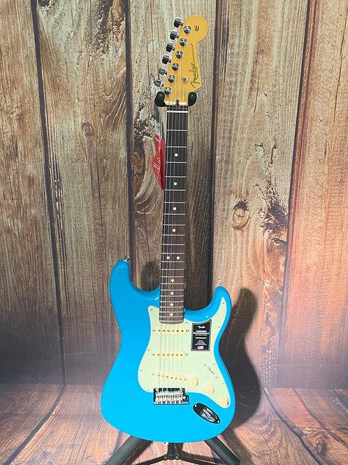 Fender American Professional II Stratocaster w/ Maple Fretboard 2020 Miami Blue