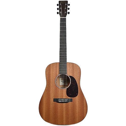 Martin D Jr. 2 Sapele Acoustic Guitar w/Gig Bag