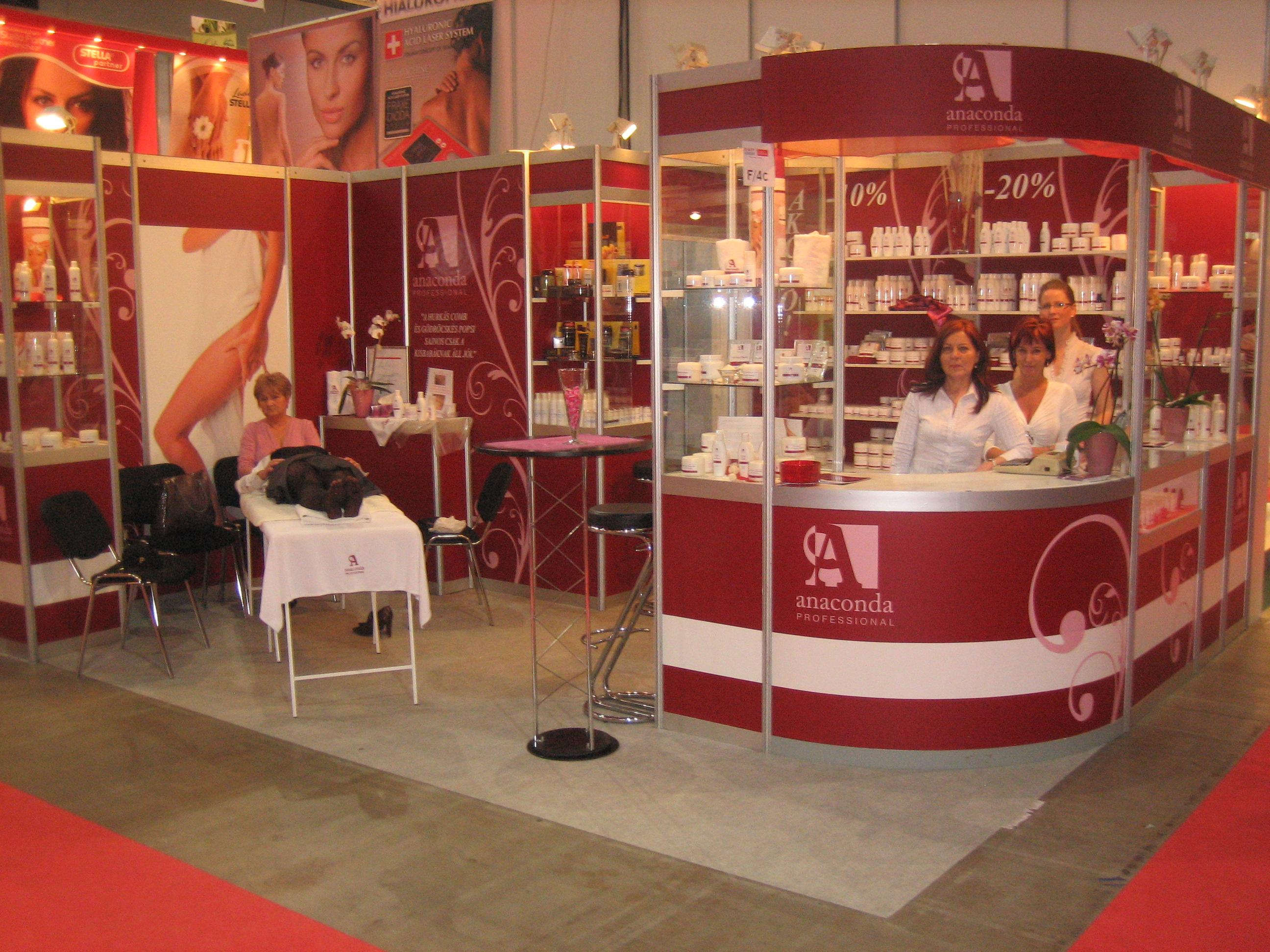 Beauty Kiállítás 2011 - Anaconda