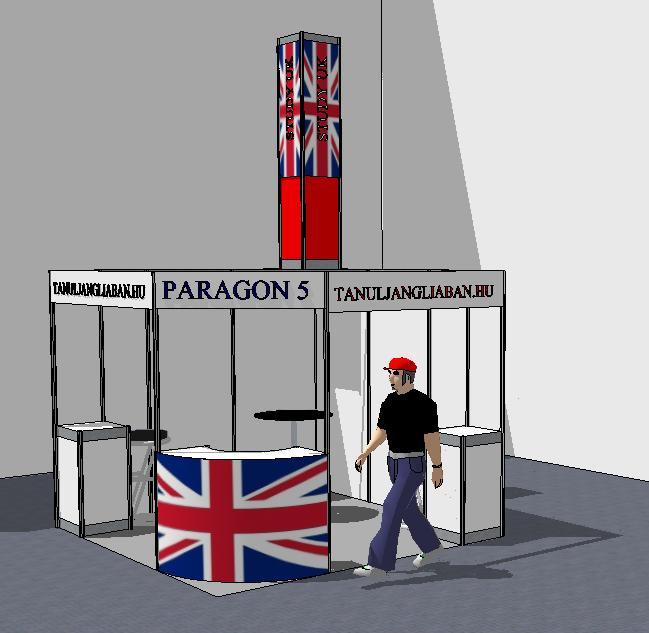 Educatio Kiállítás 2012 - Paragon 5