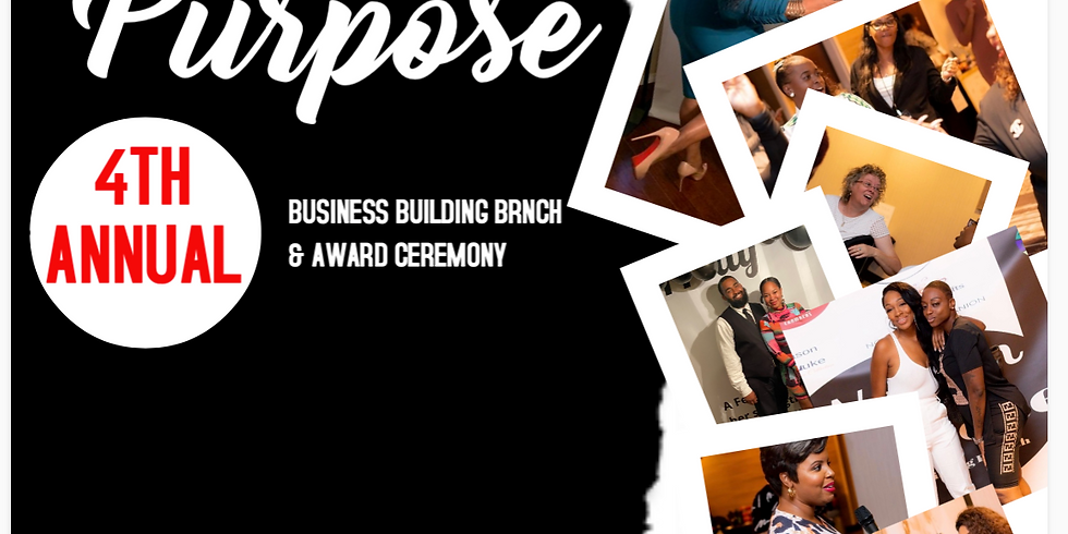 Pretty With Purpose Business Building Brunch & Award Ceremony