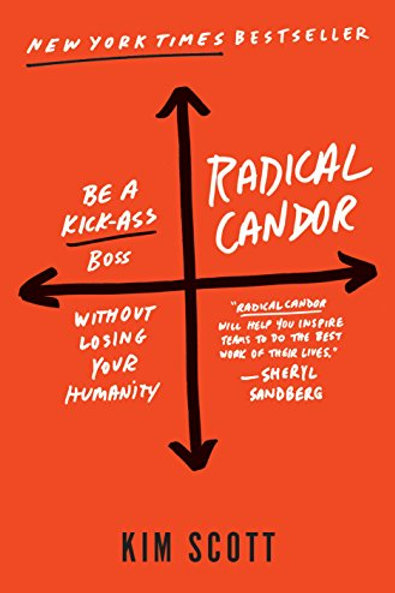 Radical Candor Book Chat & Networking Event