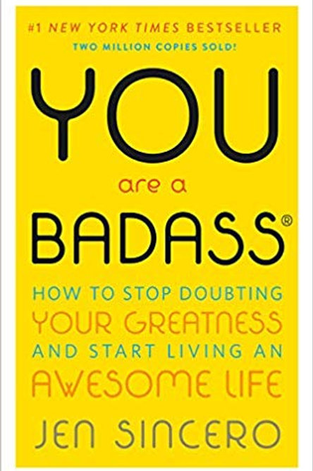 You are a Badass Book Chat & Networking Event
