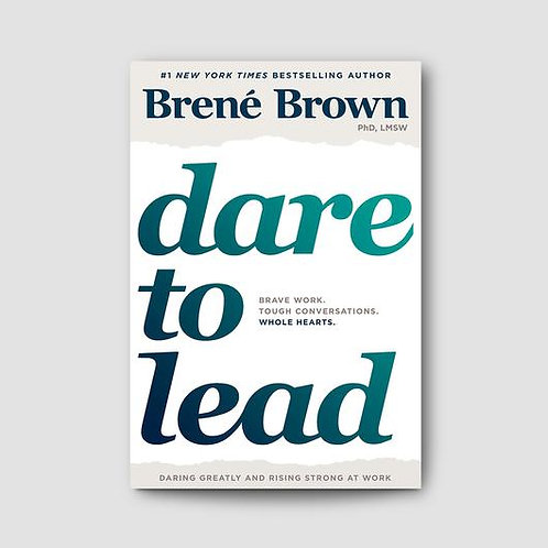 Dare to Lead Book Chat & Networking Event Ticket