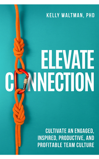 Elevate Connection Kelly Waltman