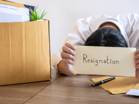 """Worried about """"The Great Resignation?"""""""