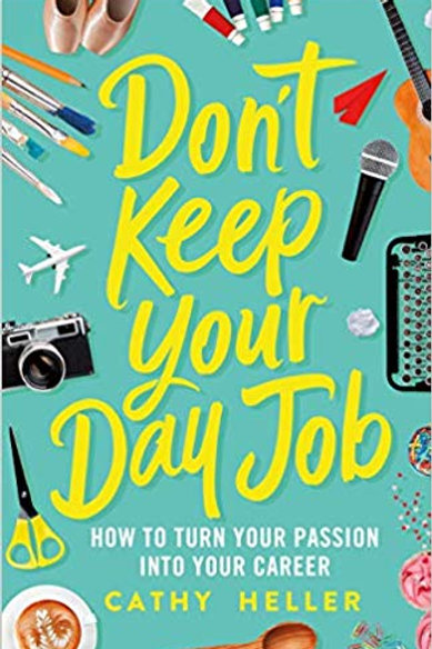 Don't Keep Your Day Job Book Chat & Networking Event