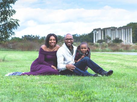 DC Arboretum Family Session