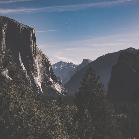 Out West (San Fransisco to Yosemite)