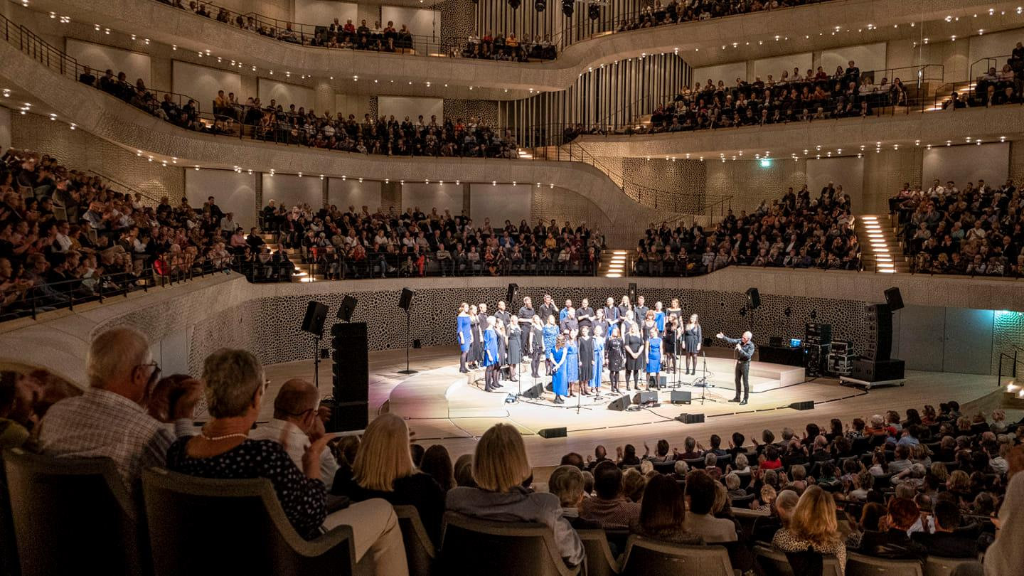 Vocal Line at Elb Philharmonie 2019