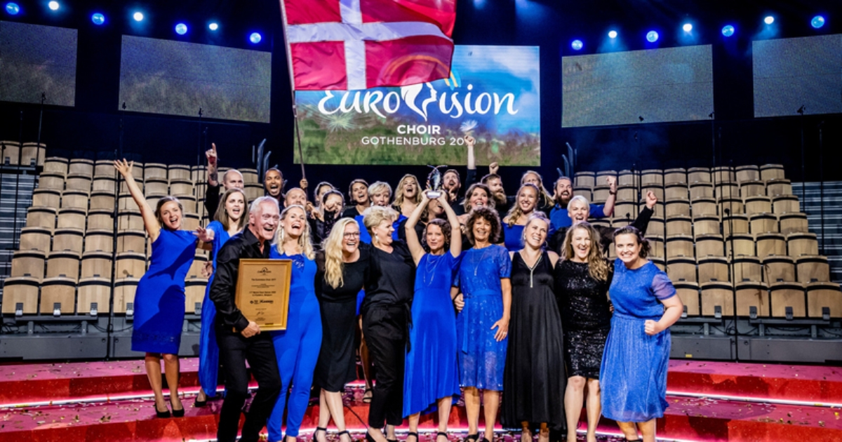 Vocal Line Winner of Eurovision Choir 2019