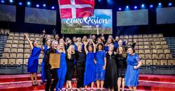 Vocal Line Winner of Eurovision Choir 2019