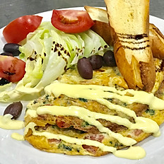 Three Eggs Omelette