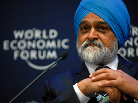 The Economy is Broken. Montek Singh Ahluwalia Tells You How to Fix It.
